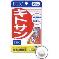 DHC的健康食品壳聚糖(20日分):60粒