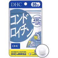 DHC的健康食品软骨素(20日分):60粒