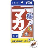 DHC的健康食品玛卡(20日分):60粒