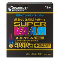 明治Meiji Super VAAM 氨基酸粉3000mg:12袋