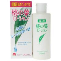 福地制药 宝宝可用高保湿防干燥桃叶精华保湿剂:200ml