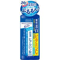高丝KOSE 药用美白高渗透玻尿酸化妆水:180ml 清爽款