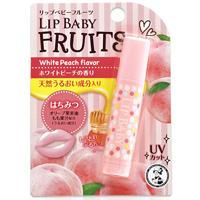 曼秀雷敦 Lip Baby水果唇膏 白桃:4.5g