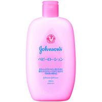 强生Johnsons宝宝防干燥保湿护肤乳液 微香型:100ml
