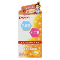 贝亲 Pigeon 妈妈乳酸菌Plus:60粒