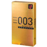 日本冈本003安全套 避孕套 金装 :10个装