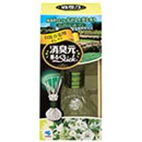 小林制药 室内空气清新剂芳香剂除臭消臭香薰棒70ml 英国花园