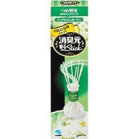 小林制药室内空气清新芳香剂除臭消臭香薰棒70ml替换用英国花园