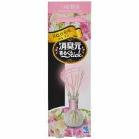 小林制药 室内空气清新芳香剂除臭消臭香薰棒70ml替换用 幸福花簇