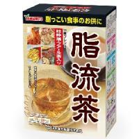 山本汉方 流脂清肠肠清吸泄油排油茶汤代谢养生茶 :10g×24包