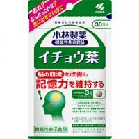 小林制药 营养补助食品银杏叶精华 :90粒