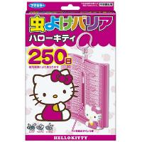 Fumakilla象标 防虫挂件 HelloKitty【限定品】 250日