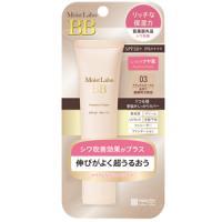 明色 Moist labo 美容液成分入BB霜SPF50+++自然色:33g