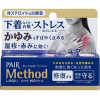 狮王LION PAIR Method WO湿疹止痒乳膏:25g【2類】
