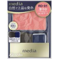 嘉娜宝 media 明彩腮红(RD-01):3.0g