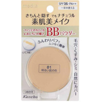 嘉娜宝 media BB粉饼01(明亮肤色):10g(盒子单卖)