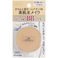 嘉娜宝 media BB粉饼02(自然肤色):10g(盒子单卖)