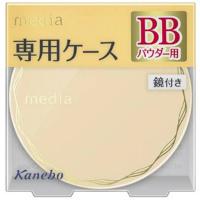 嘉娜宝 media BB粉饼专用粉盒:1个
