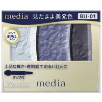 嘉娜宝 media 高品位高透明感眼影(BU-01):3.5g