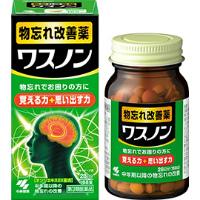 日本小林 健忘改善药:168粒【3類】