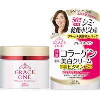 高丝Kose GRACE ONE 药用美白保湿啫喱【50代】:100g