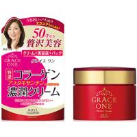 高丝Kose GRACE ONE 浓润面霜【50代】:100g