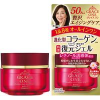高丝Kose GRACE ONE浓润修复啫喱EX【50代】:100g