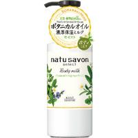 日本高丝kose softymo Natu savon保湿身体乳 :230ml