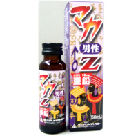 日本男性 玛卡增精液:50ml