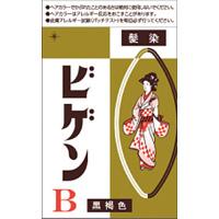 日本HOYU BigenB白发用染发  黑褐色:6g