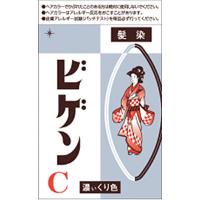 日本HOYU BigenC白发用染发 浓栗色:6g