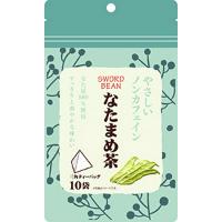 日本温和无咖啡因 刀豆茶:2g×10袋入
