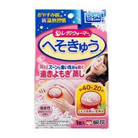 桐灰化学 肚脐热宝:1个