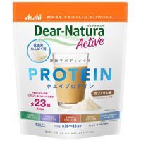 朝日Asahi Dear-Natura SOY大豆蛋白粉 牛奶咖啡味道:360g