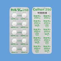 Caltan沉淀碳酸钙片250:100粒
