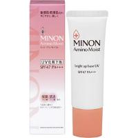 蜜浓MINON 9种氨基酸保湿防晒乳液 隔离乳液霜 敏感肌肤适用:25g