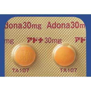 Adona Tablet 30mg : 100tablets