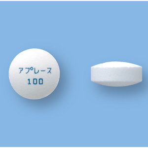 Aplace Tablets 100mg : 100 tablets
