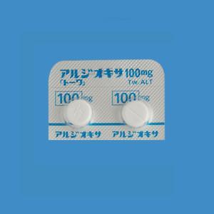 Aldioxa Tablets 100mg TOWA : 100 tablets
