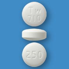 Carbocisteine Tablets 250mg TOWA 100 tab.