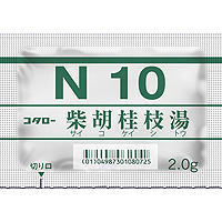 Saikokeishito[N10] : 42 sachets(for two weeks)