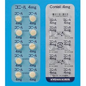 CONIEL Tablets 4:20tablets