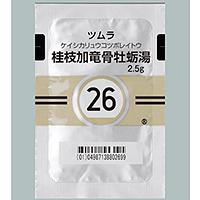 Tsumura Keishikaryuukotsuboreito[26] : 42 sachets(for two weeks)
