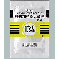 Tsumura Keishikashakuyakudaioto[134] : 42 sachets(for two weeks)