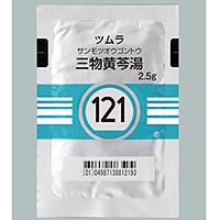 Tsumura Sammotsuogonto[121] : 42 sachets(for two weeks)