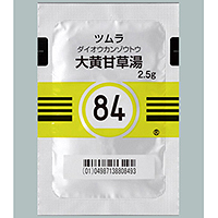 Tsumura Daiokanzoto[84] : 42 sachets(for two weeks)