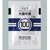 Tsumura Daikenchuto[100] : 84bags(for two weeks)