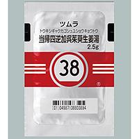 Tsumura Toukishigyakukagosyuyusyoukyouto[38] : 42 sachets(for two weeks)