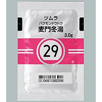 Tsumura Bakumondoto[29] : 42bags(for two weeks)