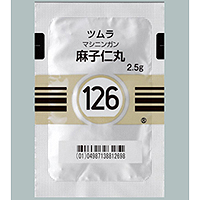Tsumura Mashiningan[126] : 42bags(for two weeks)